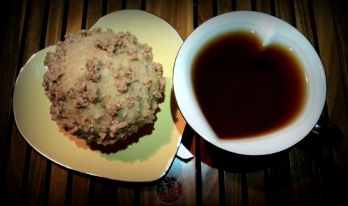 Coco Chai Muffins